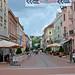 Szeged city ,downtown street