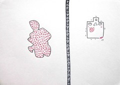 foolish drawing (ksaito57) Tags: art foolish drawing humorous joke irony