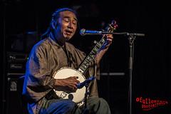 Montz Matsumoto (andrewfuller62) Tags: adventurebaybluesrootsfestival2017 adventurebay brunyisland bruny blues roots music singer guitarist banjo harmonica doublebass jam gig musicians