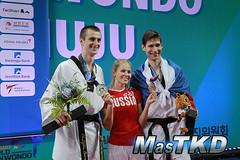 Campeonato Mundial de Taekwondo Muju 2017