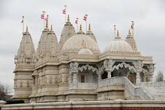 For London`s Hindus. (john a d willis) Tags: london neasden temple hindu