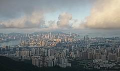 Kowloon Peak sunrise onwards 30.6.17 (18) (J3 Tours Hong Kong) Tags: hongkong kowloonpeak