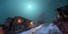 Cold Moonlight / Sniper: Ghost Warrior 3 (Den7on) Tags: sniper ghost warrior 3 cold moonlight snow moon ci games cryengine