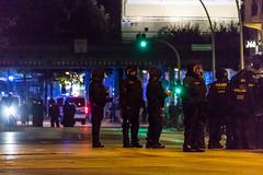 G20 Hamburg: Schanzenviertel #5 (dustin.hackert) Tags: g20 hamburg krawalle nog20 polizei roteflora sek schanze schanzenviertel schulterblatt schwarzerblock tränengas vandalismus wasserwerfer