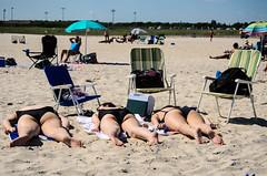 @TheBeach2017 (bigbuddy1988) Tags: people portrait photography beach girls woman usa new nikon d7000 friends nyc newyork blue sky sand