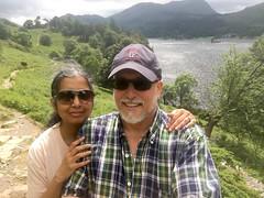 Ullswater-17.40 (davidmagier) Tags: aruna david hills lakes scenic selfie sunglasses cumbria england gbr