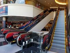 Entertainment, Kong:  Skull Island, Escalator