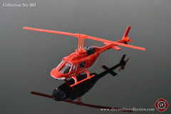 No. 881   PLAYART   Fire Fighters Helicopter (www.diecastfirecollection.com) Tags: diecast metal model toy emergency fire feuerwehr bomberos pompiers fuoco department fd 164 collection playart fighters helicopter