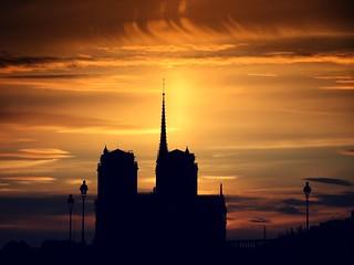 Notre Dame de Paris, C'est ma Maison...
