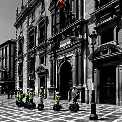 Rolling City Ducks, Granada (pom.angers) Tags: panasonicdmctz30 april 2017 granada andalucìa andalusia spain españa europeanunion people 100 150