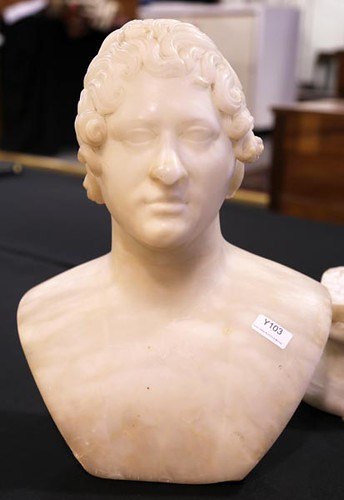 Marble Bust ($448.00)