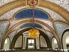 4-022 Tiffany Ceiling (megatti) Tags: ceiling chicago departmentstore il illinois macys marshallfields tiffany