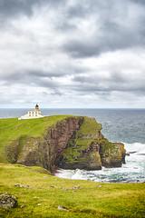 (philippe baumgart) Tags: scotland highlands lighthouse stoer sea landscape