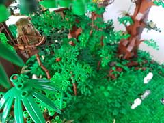 Lego Endor (Lub3e) Tags: lego starwars endor ewok imperial