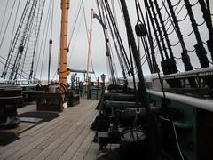 DSCN0553 (g0cqk) Tags: hartlepool ts240xz trincomalee royalnavy ledaclass frigate museum