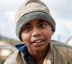 Street Boy, Madagascar (Rod Waddington) Tags: africa afrique madagascar malagasy boy culture child streetphotography street photo portrait people outdoor hat