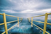 A colder sunset.. (itsjamesy) Tags: nikon d700 nikond700 sigma1735mm 1735mm f284 f11 f16 landscape ocean longexposure water sea blue scotland scottish ayrshire ardrossan saltcoats stevenston