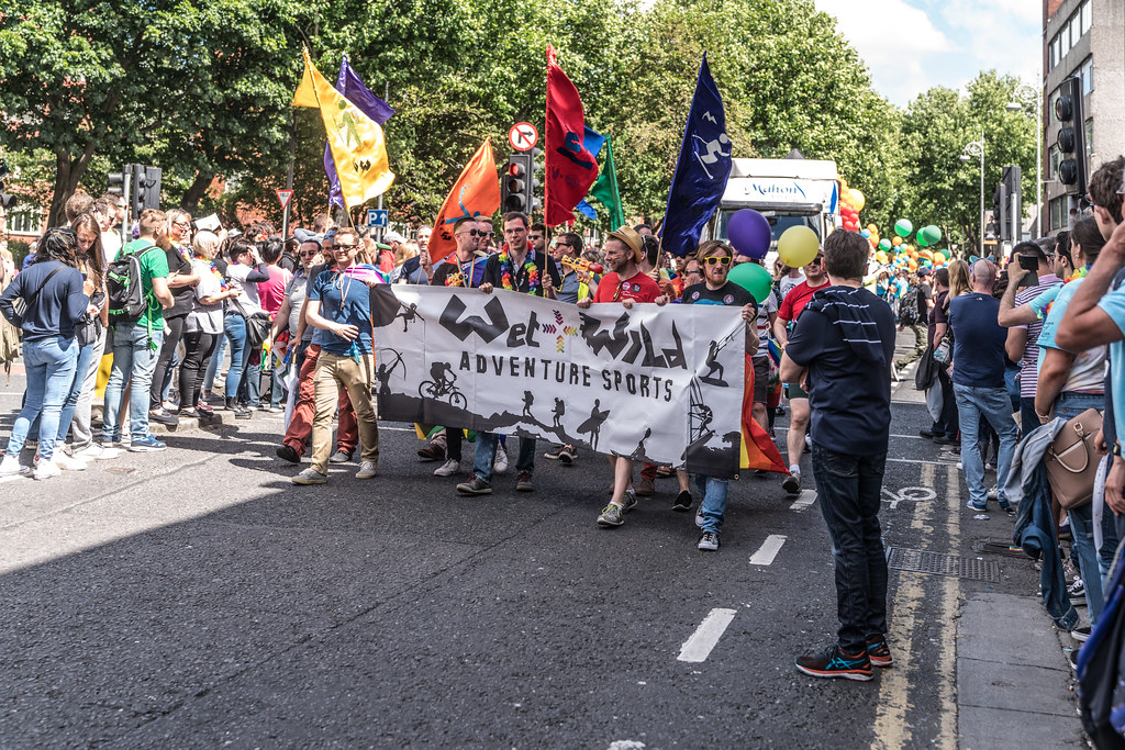 LGBTQ+ PRIDE PARADE 2017 [ON THE WAY FROM STEPHENS GREEN TO SMITHFIELD]-130003