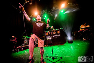 House of Pain at O2 ABC Glasgow - June 13, 2017