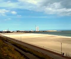 Beach (madmax557) Tags: eastanglia norfolk eastcoast gorlston greatyarmouth bythesea seaview thebeach beach beachphotos smartphone samsungphone samsungtablet mobilephone cellphone skys sky landscape