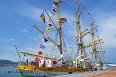 El Velero Rumano Mircea es un velero del tipo barca de tres mástile  (4) (javier_cx9aaw) Tags: elero rumano mircea