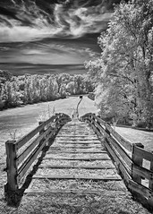 Dead Man Hill Hines-12 NIK (dragos.tranca) Tags: michigan northville infrared bw canon t5 18135mm 3556 stm landscape cityscape