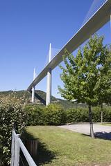 le Viaduc de Millau (freekblokzijl) Tags: aveyron millau viaduc bridge tarn france autoroute construction foster attraction canon