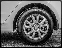 Make sure its a Michelin. (CWhatPhotos) Tags: cwhatphotos tyre michelin 15rimolympusomdem5mkiimkiipanasonic25mmprimelensdigitalcameraphotographsphotographpicspicturespicpictureimageimagesfotofotosphotographyartisticthathavewhichwithcontainartlightautoautomobilecarwhitehyundaii20hyundai i20 12se 12 se vehicle 2017 new brand 18565r15 185 65 r15 olympus omd em5 mk ii mkii panasonic 25mm prime lens digital camera photographs photograph pics pictures pic picture image images foto fotos photography artistic that have which with contain art light auto automobile car white hyundai hyundaii20 flickr