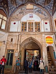 Bazaar of Kashan, Isfahan Province, Iran (CamelKW) Tags: 2017 iran isfahan kashan bazaarofkashan isfahanprovince