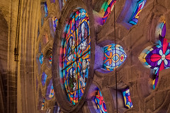 Seville Cathedral (VICMG) Tags: seville cathedral sacred indoors religion