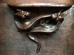 Eglise St Jacques, Liege (Sheepdog Rex) Tags: misericords eglisestjacques liege