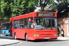 PM 513 @ Victoria Road, Tamworth (ianjpoole) Tags: people movers dennis dart plaxton minipointer nk53tkn 513 working route 8a victoria road tamworth belgrave hockley