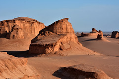 Desert lut. (Victoria.....a secas.) Tags: iran desierto desert