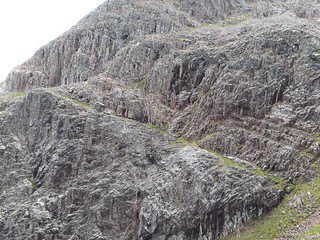 great gully - north buttress terrace