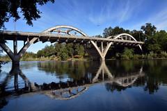 Caveman Bridge (OregonDOT) Tags: bridge grantspass oregondot odot cavemanbridge rehabilitation