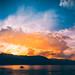 Phewa Lake Sunset, Nepal