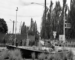 Literally... Go by Boat (Bob Cummings) Tags: graflex crowngraphic largeformat 4x5 ilforddelta100