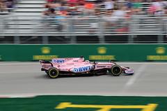 Force India (scienceduck) Tags: scienceduck 2017 montreal f1 formulaone formula1 racing quebec canada canadiangrandprix canadiangp canadagp canadagrandprix circuitgillesvilleneuve îlenotredamecircuit june pan panning