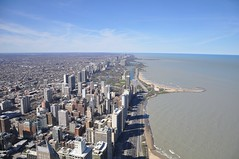 Gold Coast (cmu chem prof) Tags: chicago cookcounty illinois johnhancockcenter 360chicago skyscraper skyline observationdeck lakeshoredrive lincolnpark