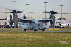 US Marines V-22 Osprey 07 YSSY-8419 (A u s s i e P o m m) Tags: v22 osprey v22osprey usmarines sydneyairport syd yssy mascot newsouthwales australia au