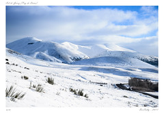 Le Col de Guèry [Auvergne, Puy de Dôme] (BerColly) Tags: france auvergne puydedome volcan volcano guery neige snow winter hiver cold froid nuages clouds sky ciel montagne mountain bercolly google flickr