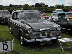 Sunbeam Rapier - ADG 255B (Andy Reeve-Smith) Tags: sunbeam rapier adb255b rootes rootesgroup louth louthclassiccarshow lincolnshire lincolnshirewolds deightonfields