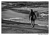 Late arvo surfer (Right On Photography) Tags: surf surfing beach catherinehillbay