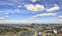 London Skyline (Vinnie Rock) Tags: londonskyline riverthames theshard cityoflondon