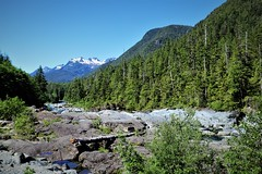 Journey to the West Coast (Jessie T*) Tags: westcoast vancouverislandbc snowcappedmountains ucluelet pacificrimnationalpark canada