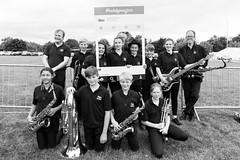 The Groove Diggers   25/52   2017   Theme: Natural Light (@Dave) Tags: groove diggers festival jazz upton 52 natural light