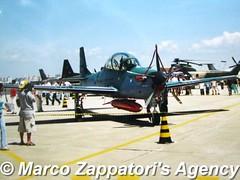 """Embraer EMB-314A (A-29A) """"Super Tucano"""" (Marco Zappatori's Agency) Tags: embraer emb314asupertucano a29a fab5701 marcozappatorisagency"""