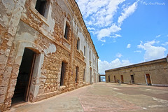 San Juan National Historic Site (Paige Larissa Photography) Tags: puertorico puerto rico nature vacation paradise like comment follow history old building national park nationalpark monument monuments military