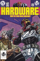 Hardware 3 (micky the pixel) Tags: comics comic heft dc milestone denyscowan hardware curtismetcalf