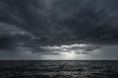 Ominous (ilovetrinidadandtobago) Tags: trinidadtobago zaj ziadjoseph ziadjosephphotography ilovetrinidadandtobagocom trinidadandtobagophotography overcast offshore sky ocean nikond750 nikon1635f4 stormy